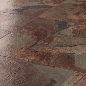 Knight Tile - Slate - Basalt From Karndean