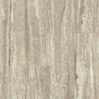Messenia Travertine-Glue Down Tile - Antiquity From Armstrong Lvt
