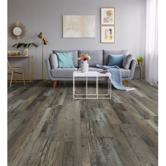 FloorTEC Plus - 5mm with Pad - Ancestry Oak From Showcase Collection