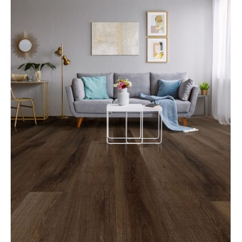 FloorTEC Plus - 5mm with Pad - Hazelnut From Showcase Collection