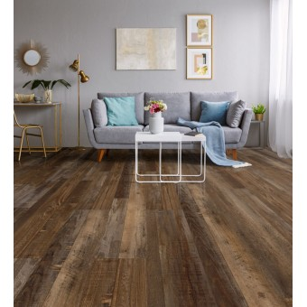 FloorTEC Plus - 5mm with Pad - Imperial Oak From Showcase Collection