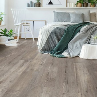 FloorTEC Max -  4mm - Weathered Wood From Showcase Collection
