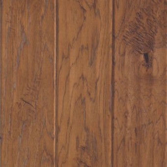 "Windridge Hickory 5"" - Golden Hickory From Mohawk Hardwood"