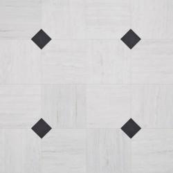 Luxury Vinyl Sheet Silver-Deco