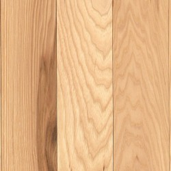 Solid Natural Hickory 2.25 Strip