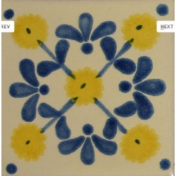 Margarite Blue/Yellow