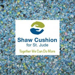 St. Jude Charity Cushion