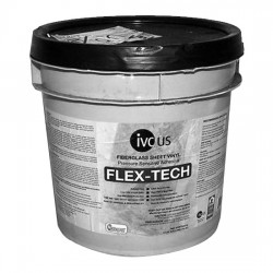 Flex-Tech Pressure Sensitive Vinyl Advesive
