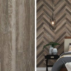 Carriage Oak Herringbone