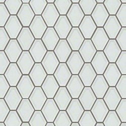Elegance Beveled Diamond Mosaic