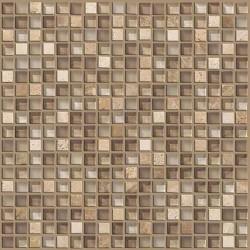 Mixed Up 5/8 Mosaic Stone