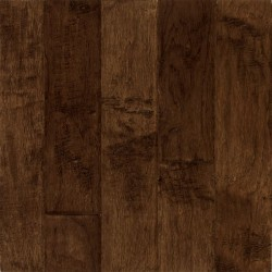 Frontier Hand-Scraped Wide Plank Hickory