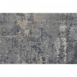 Rustic Textures Abstract Mosaic
